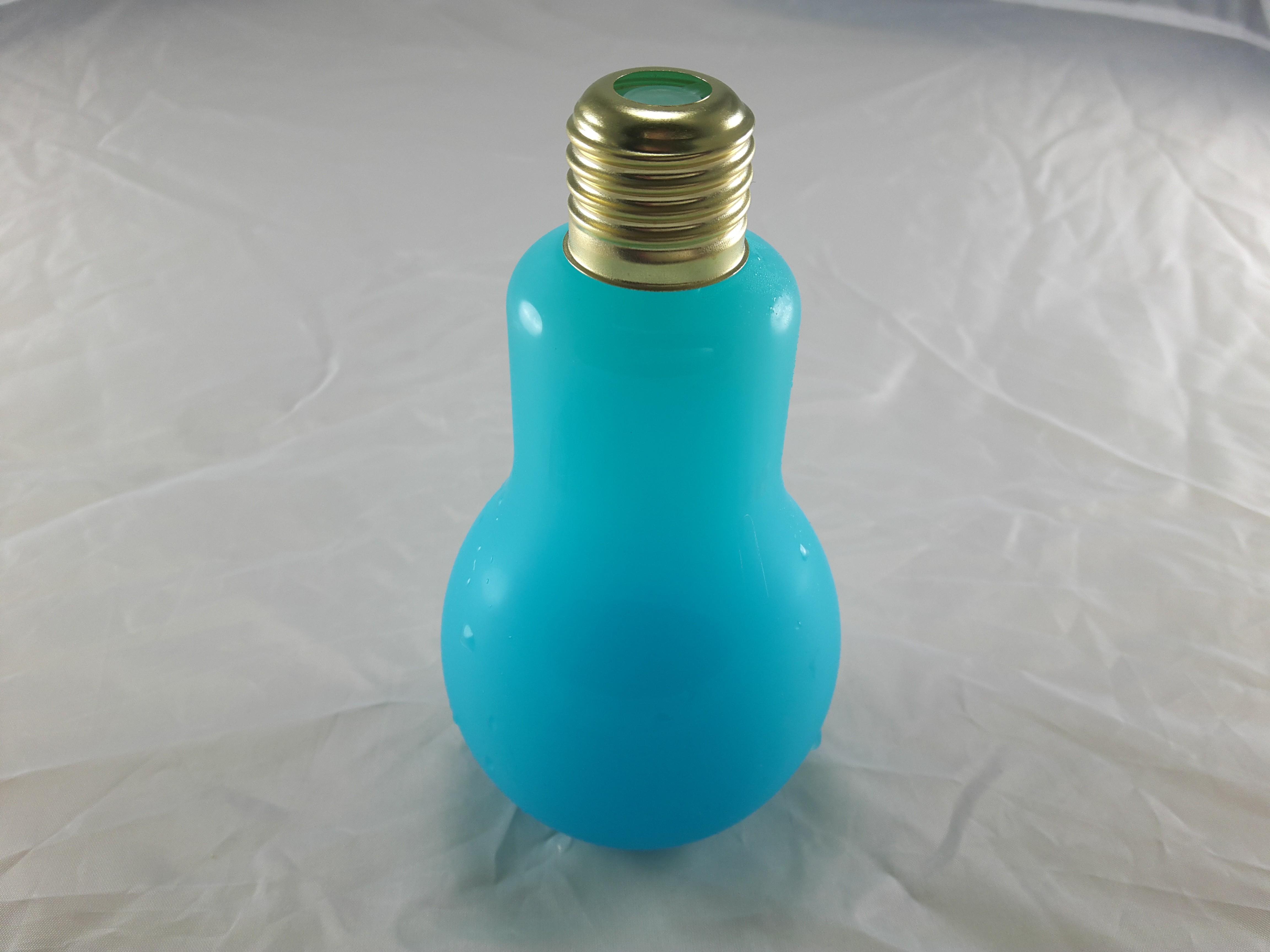 燈泡造型飲品-藍柑桔可爾必思(340cc)