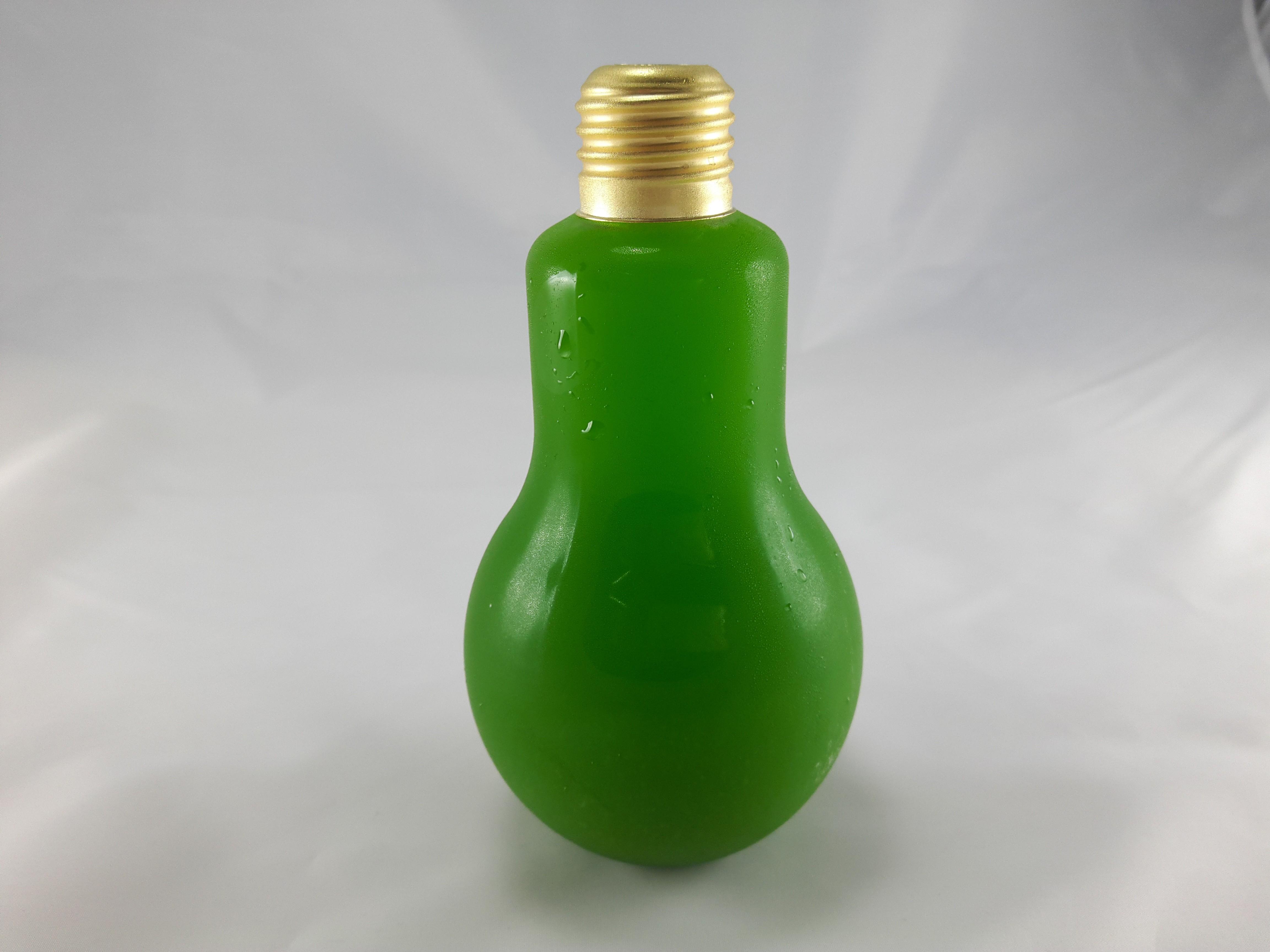 燈泡造型飲品-小麥草汁(340cc)