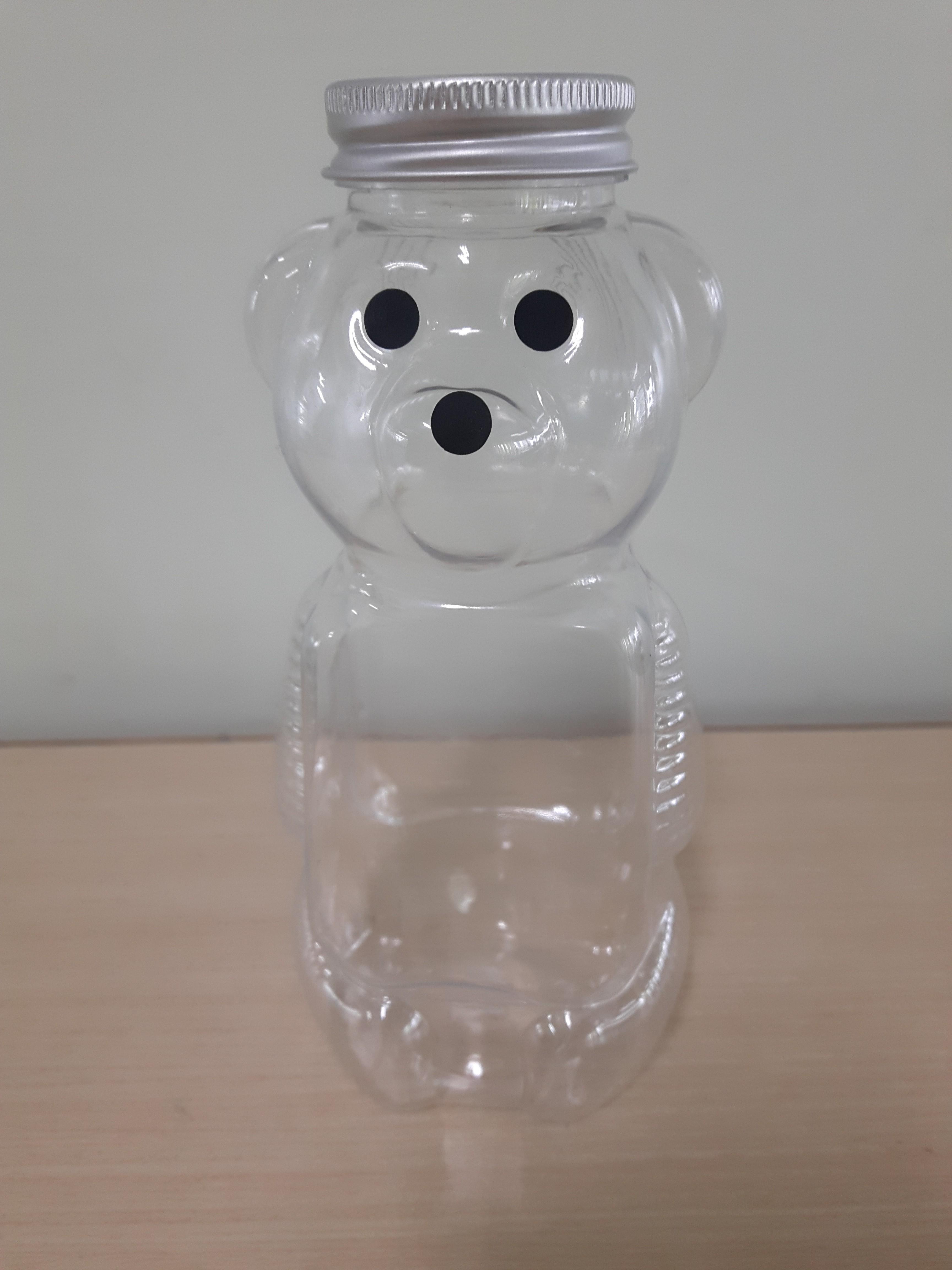 小熊造型飲料瓶(350ml)