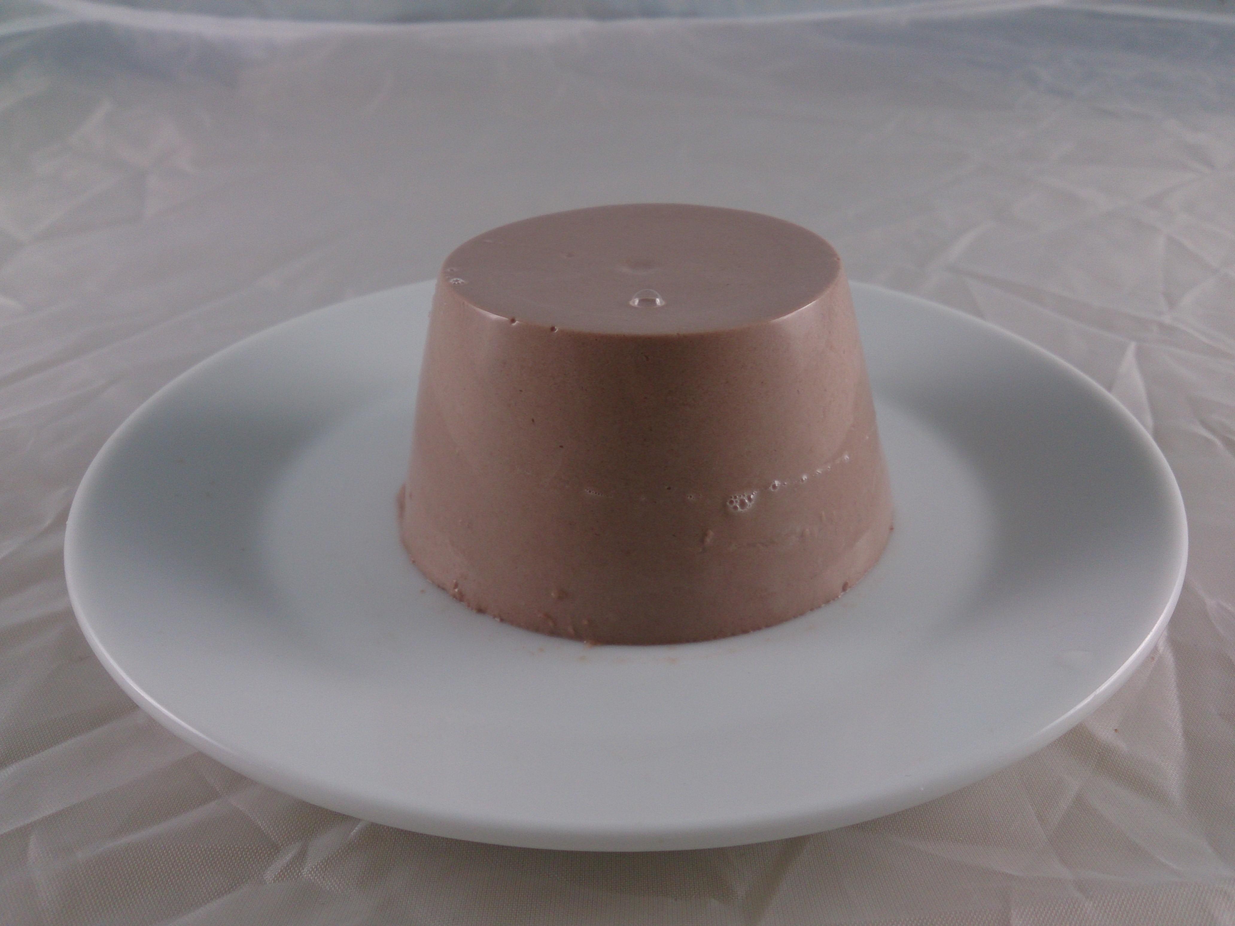 寒天巧克力鮮奶酪(冷藏)杯裝六入禮盒