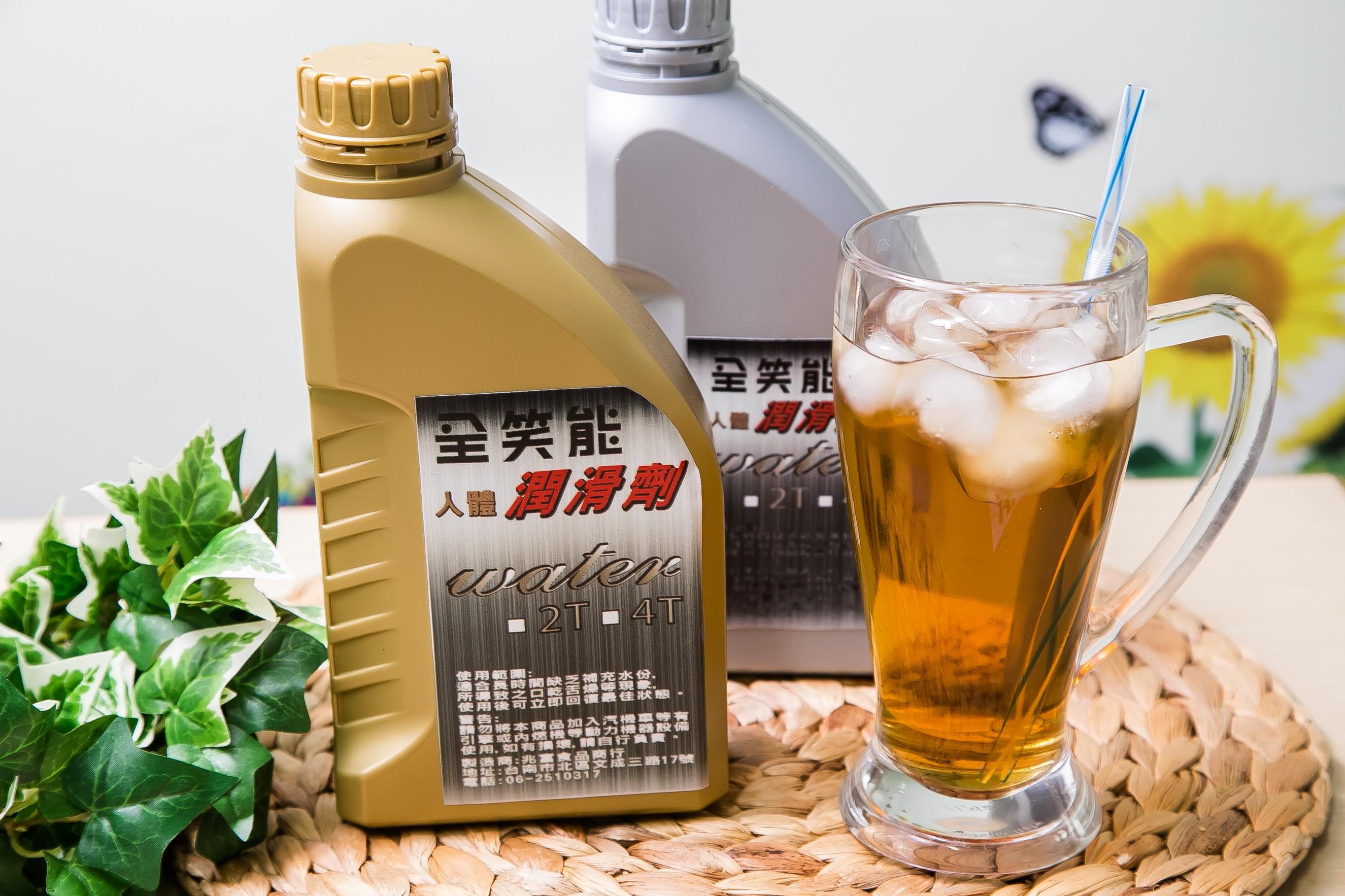 機油造型飲品-古早味冬瓜茶(全笑能1000cc)