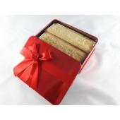 符氣餅之蒼天護佑(十片裝+大紅色金屬盒)