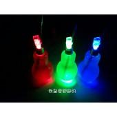 燈泡造型飲品-薄荷特調(400ml塑膠燈泡瓶LED發光款)