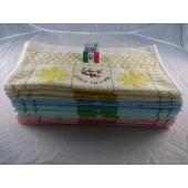 毛巾62412